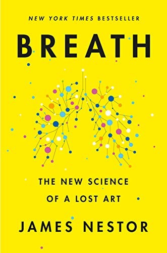 Breath by James Nestor book cover