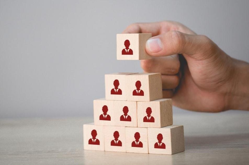Succession Planning Pyramid