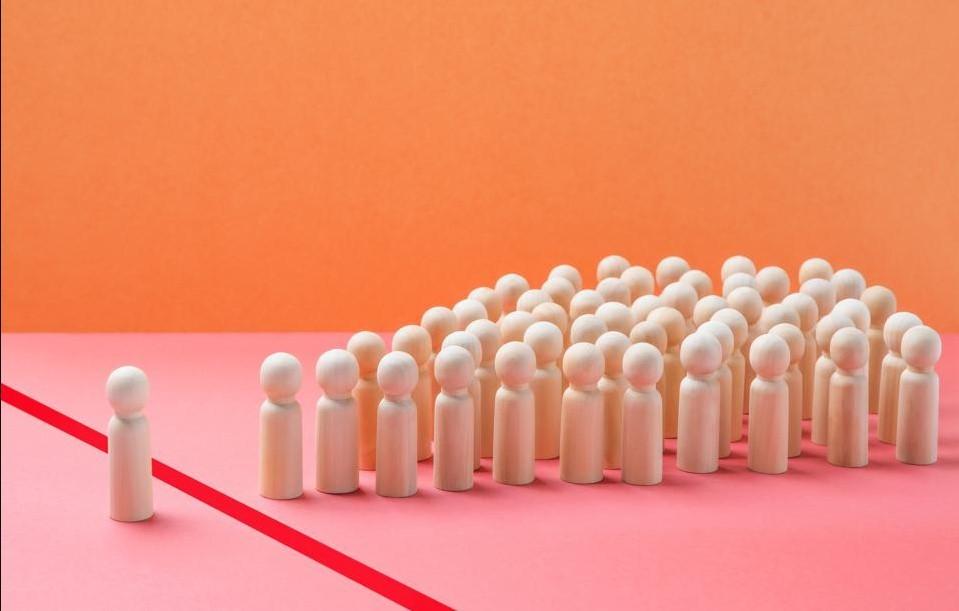 Leader setting boundaries
